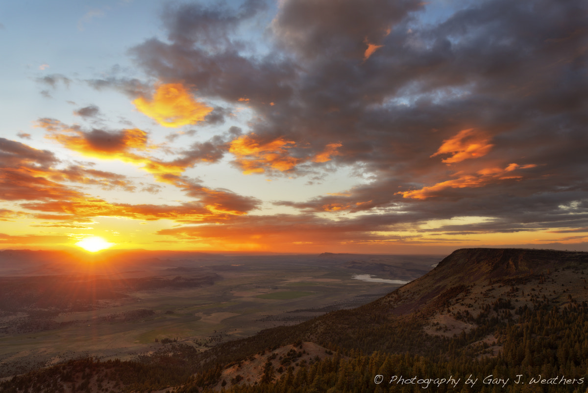 Photograph Sunset, North Warner Viewpoint by Gary Weathers on 500px