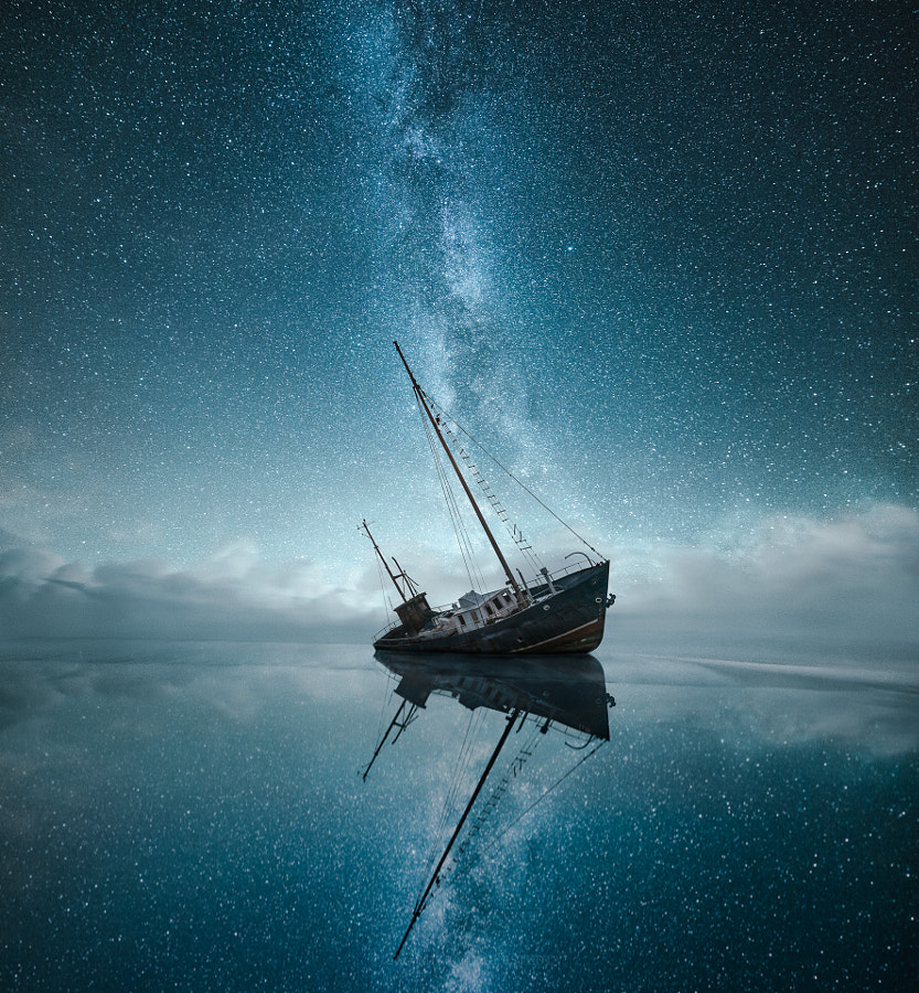 The Lost World by Mikko Lagerstedt on 500px.com