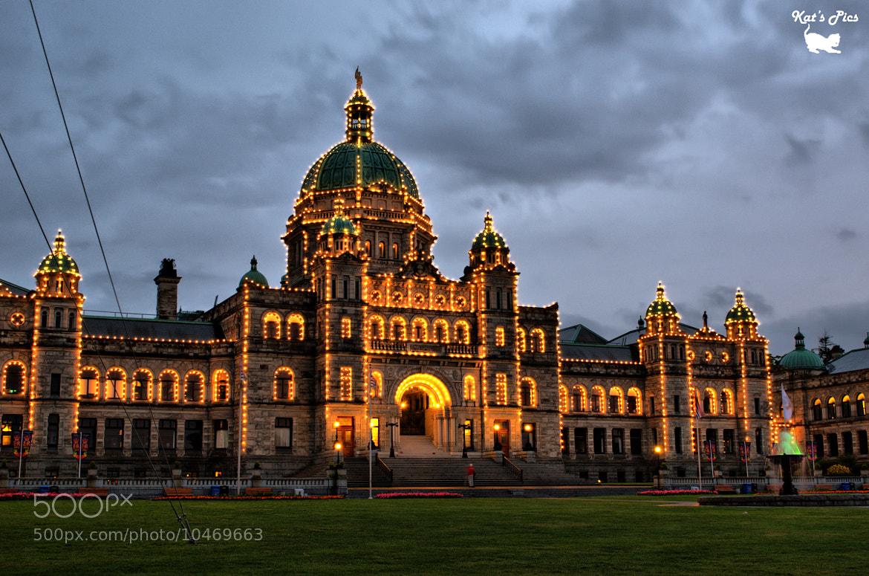 Photograph Parliament by Katheryn Navas on 500px