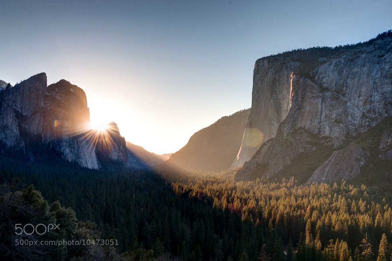 Photograph Yosemite Horsetail Falls (Balance) by Eric Leslie on 500px
