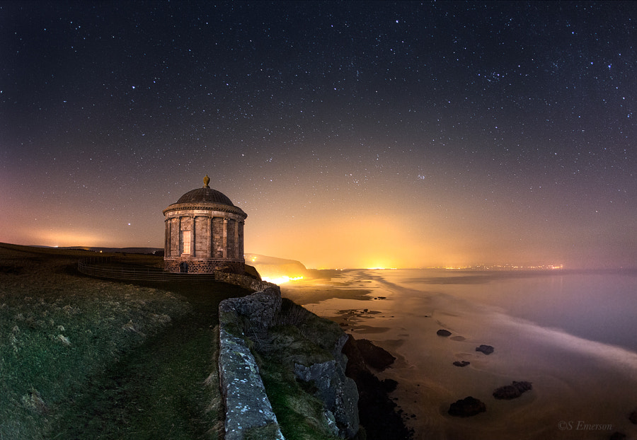Photograph Astro Temple by Stephen Emerson on 500px