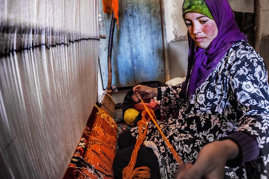 Moroccan woman| Марроканская женщина