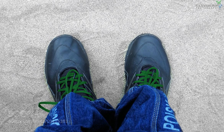Photograph Shoe by Rajiv Shenoy on 500px