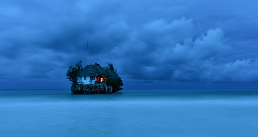 Photograph The Rock, Zanzibar by Dale Johnson on 500px