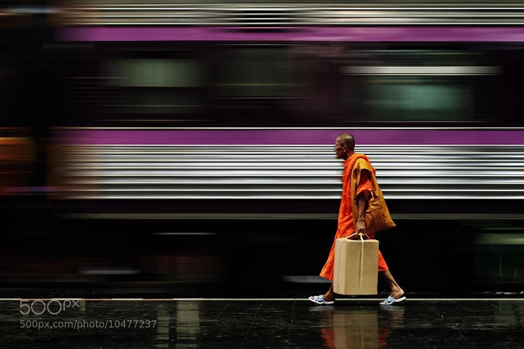 Photograph Slow and Fast by Anuchit Sundarakiti on 500px