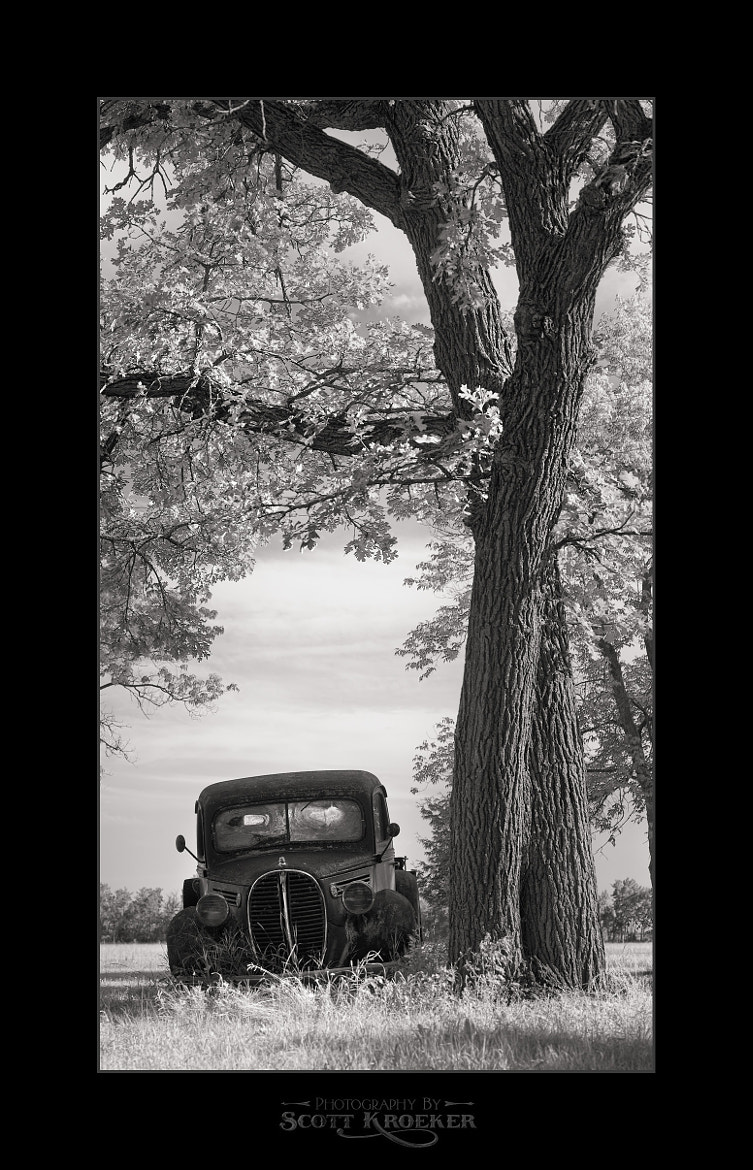 Photograph old Ford by Scott Kroeker on 500px