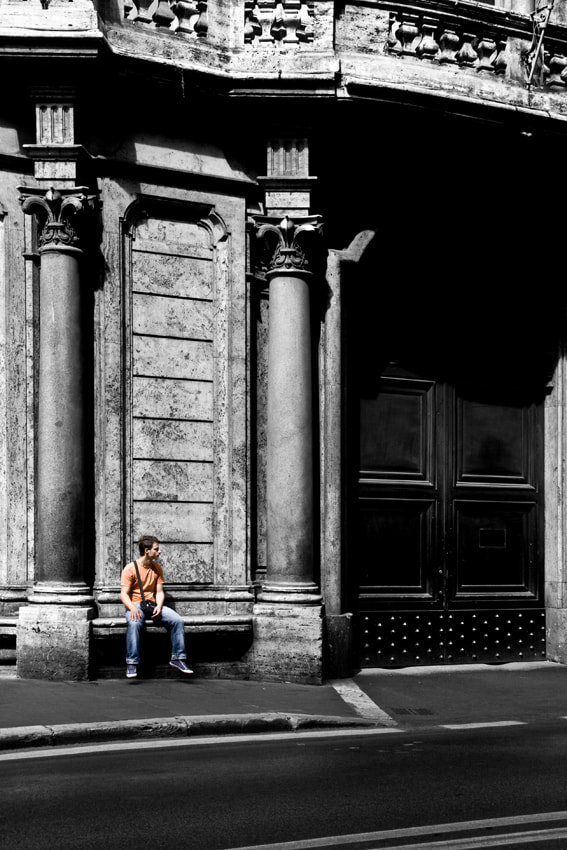Photograph On the other side of the road by Massimo Renzi on 500px