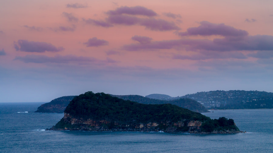 Photograph Ettalong Lookout, Patonga NSW Australia by Travis Chau on 500px