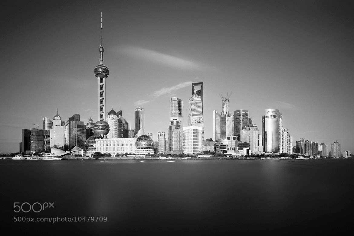 Photograph Pudong by Andreas  Wecker on 500px