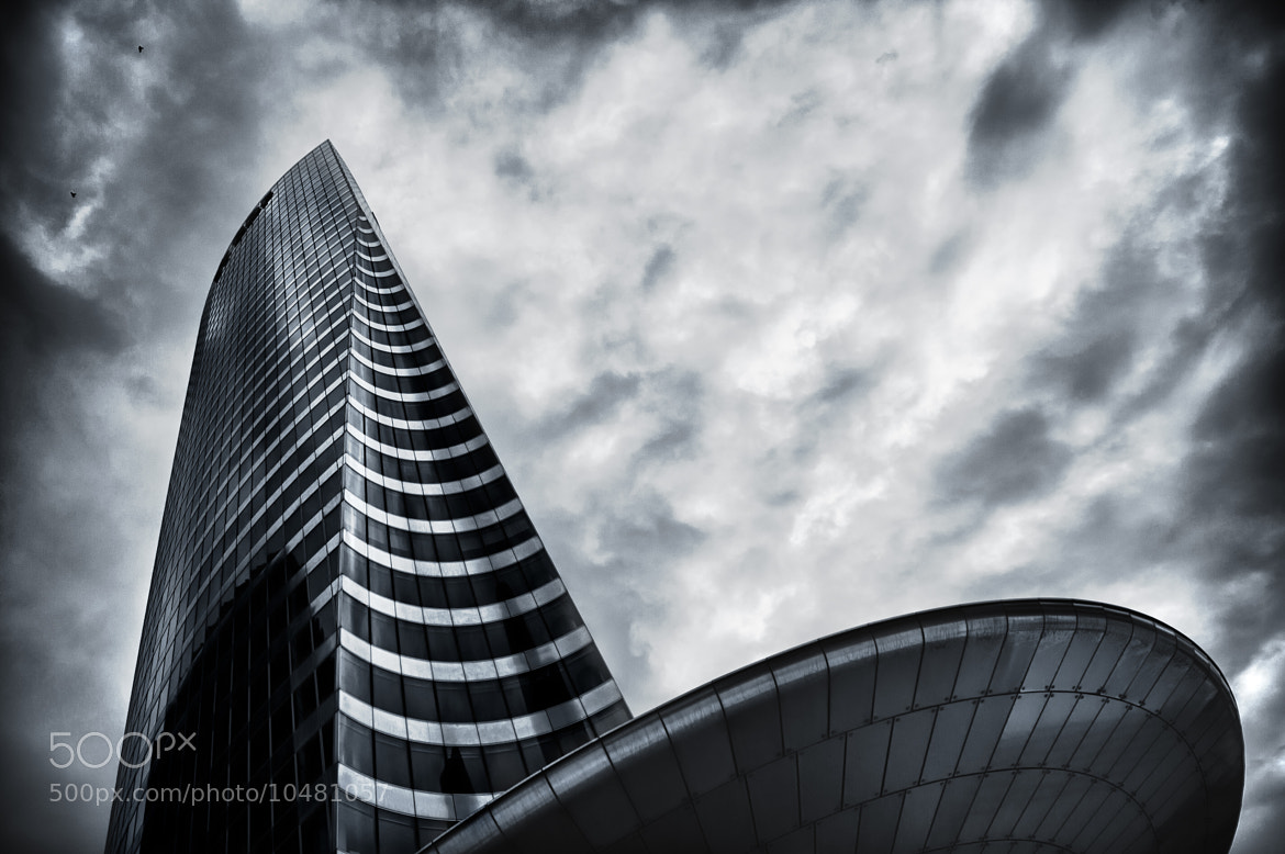 Photograph la defense by Patrick Stroobach on 500px