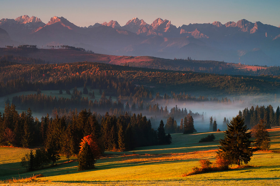 Tatra Mountains by Robert Radomski on 500px.com