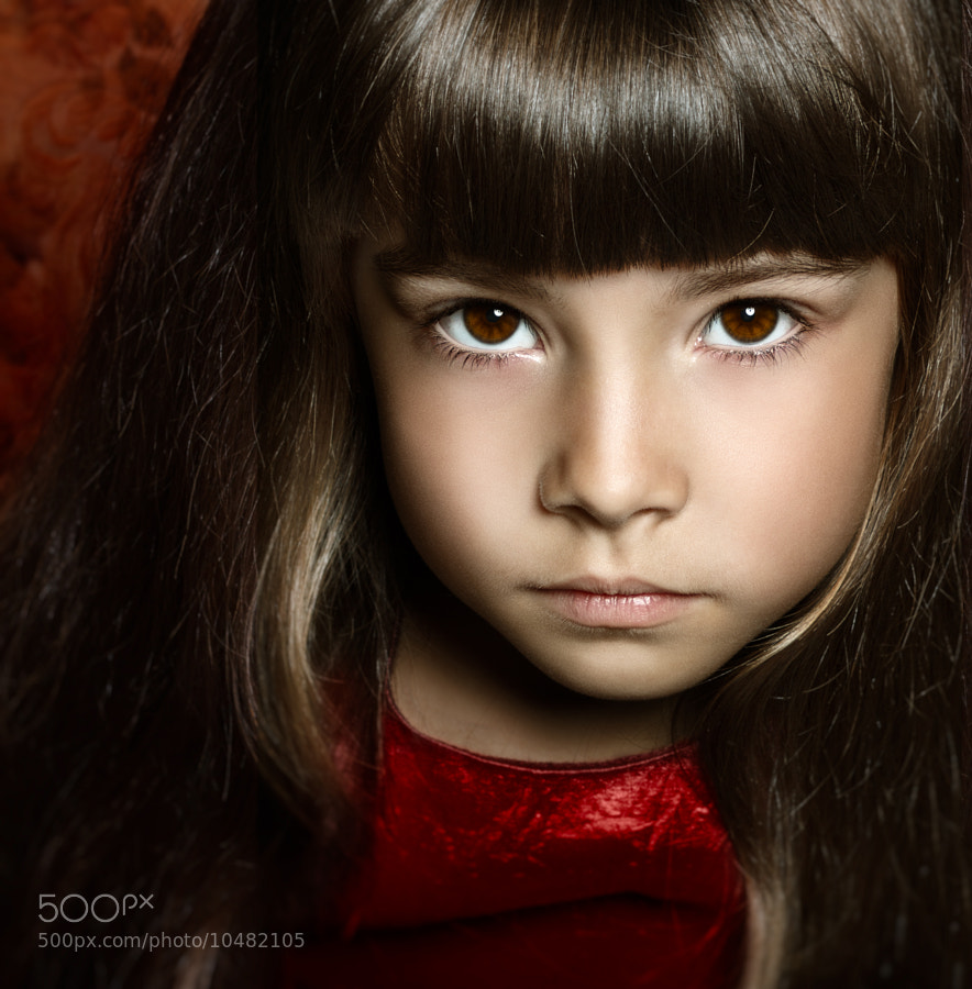 Photograph Dianas eyes by Andrey Derich on 500px