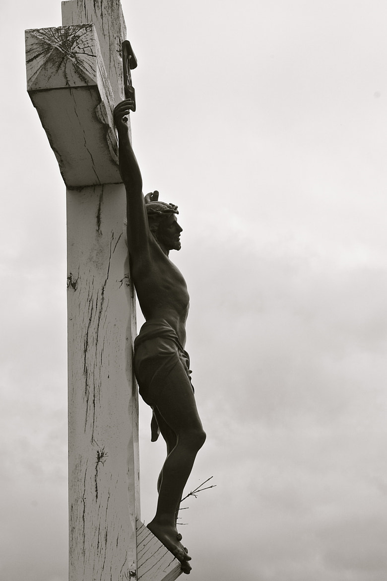 Photograph Crucified by Hennie Clarijs on 500px