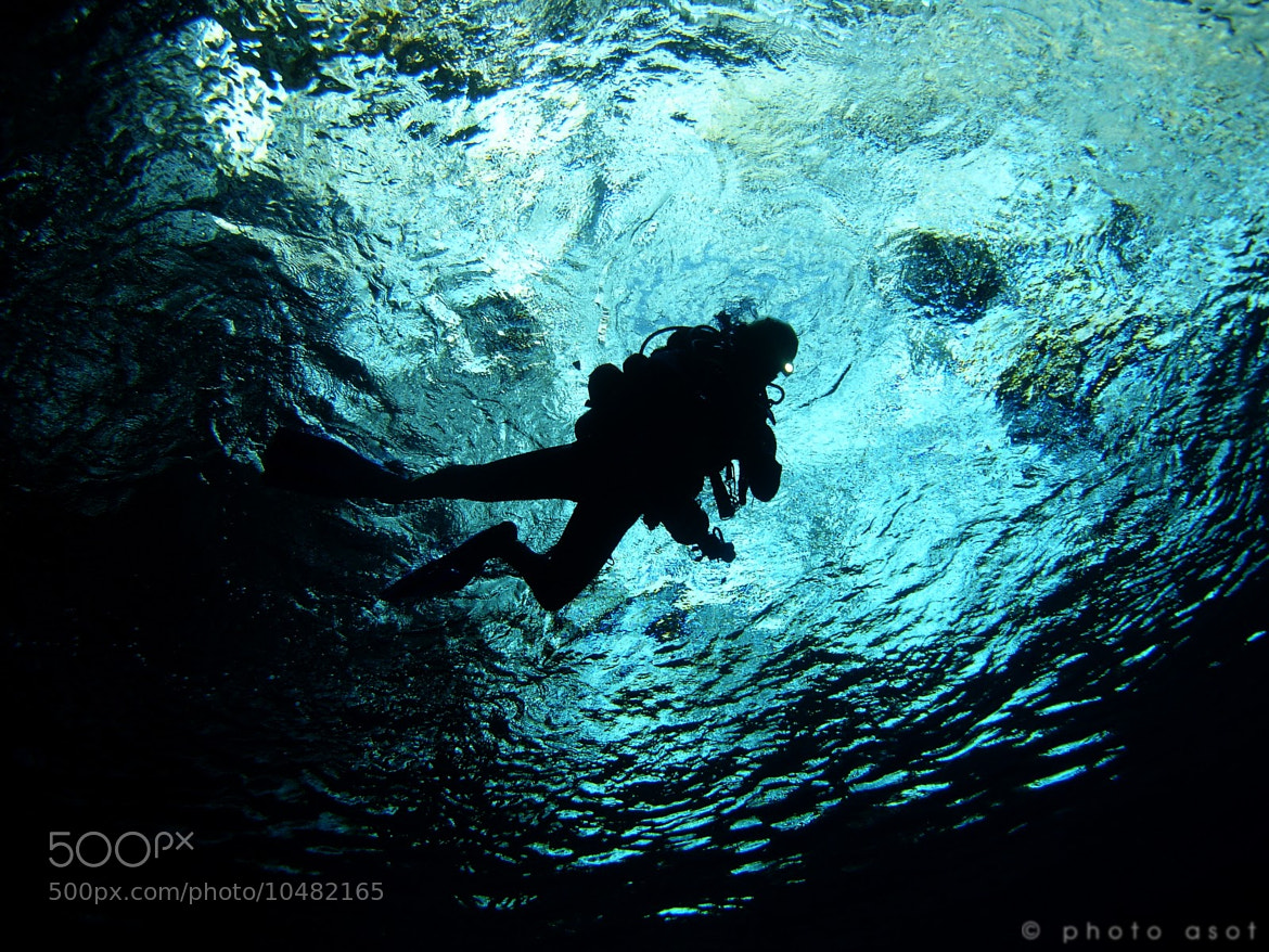 Photograph Entering the cave by A Sot on 500px