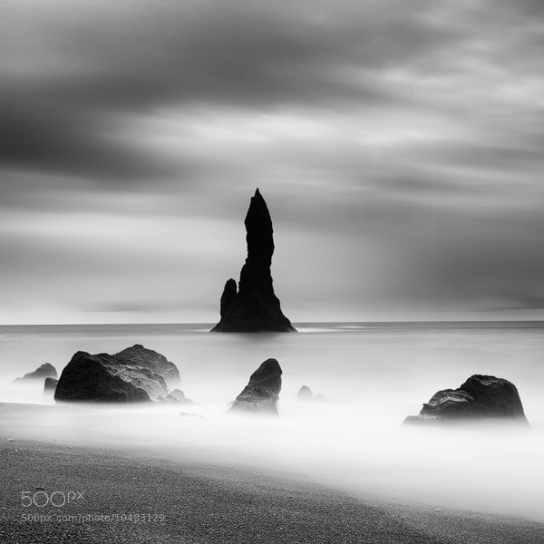 Photograph Iceland, Reynisdrangar by Michal Vitásek on 500px