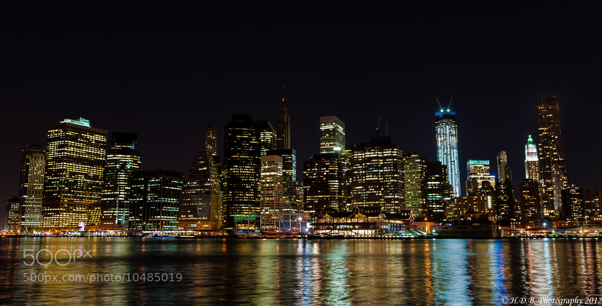 Photograph Cityscape by Harold Begun on 500px