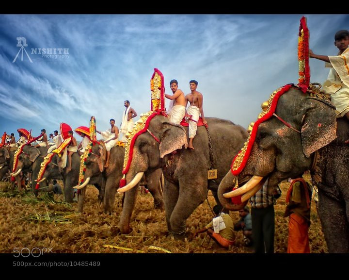 Photograph Incredible India by Nishith Ramchandran on 500px