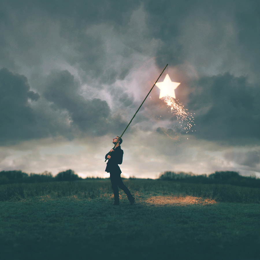Photograph Catching Stars by Joel Robison on 500px