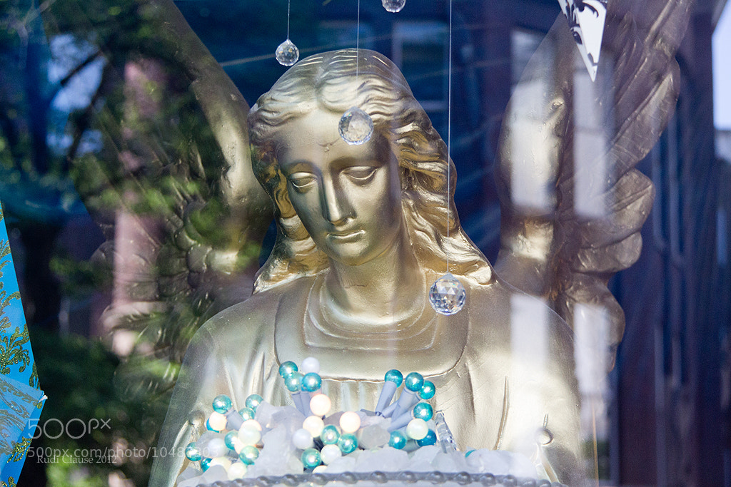 Photograph Rotterdam, Window Angel by Rudi clause on 500px