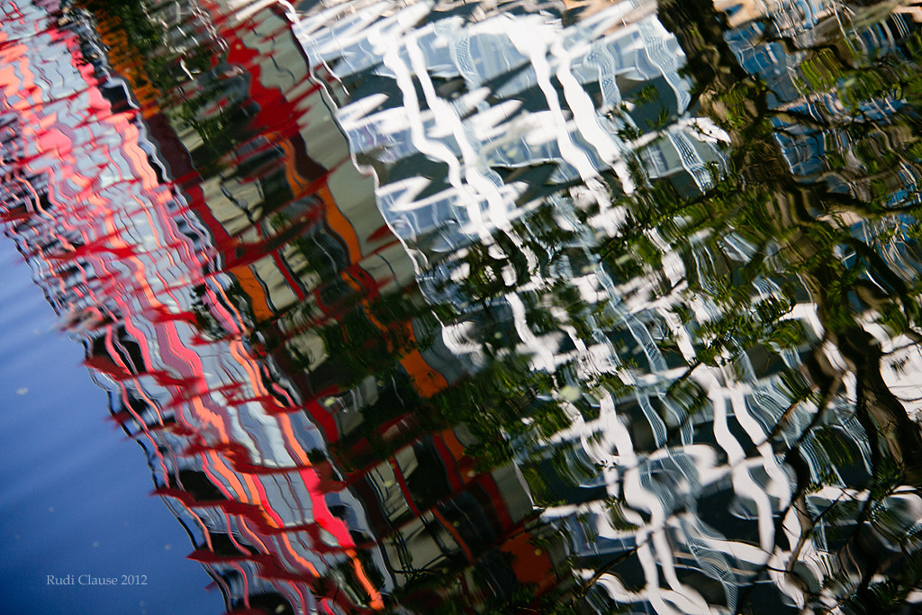 Photograph Rotterdam Reflection #5 by Rudi clause on 500px