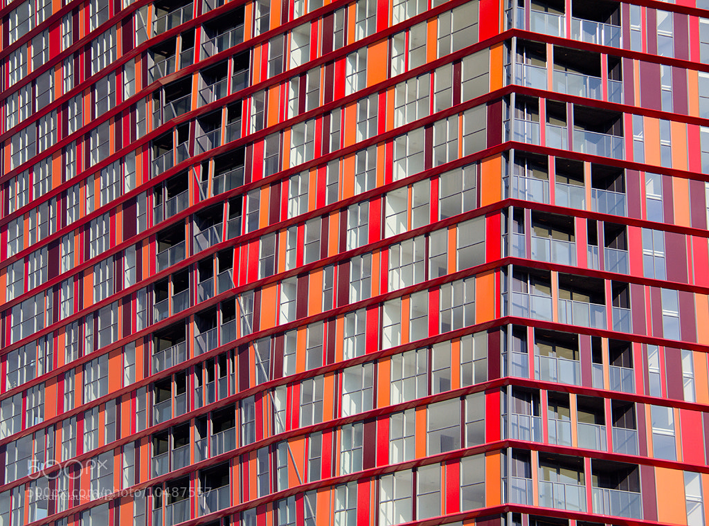 Photograph Rotterdam Building by Rudi clause on 500px