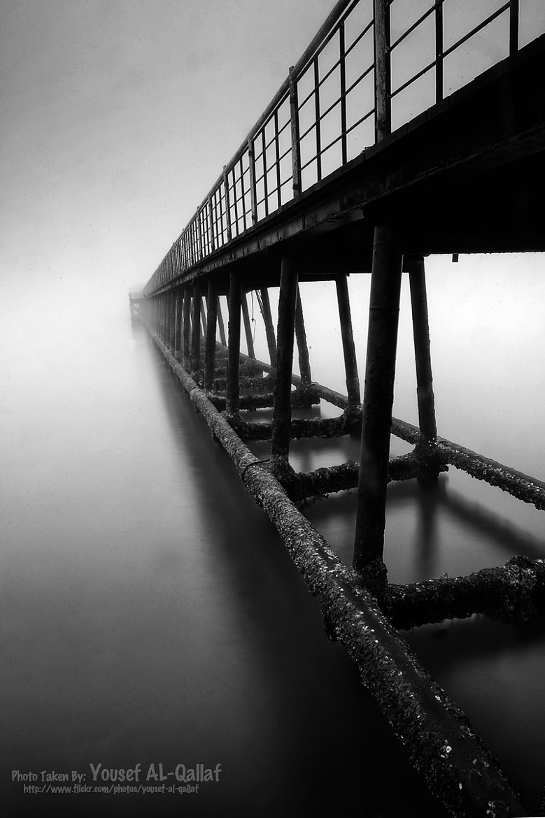Photograph Foggy Pier by Yousef Al Qallaf on 500px