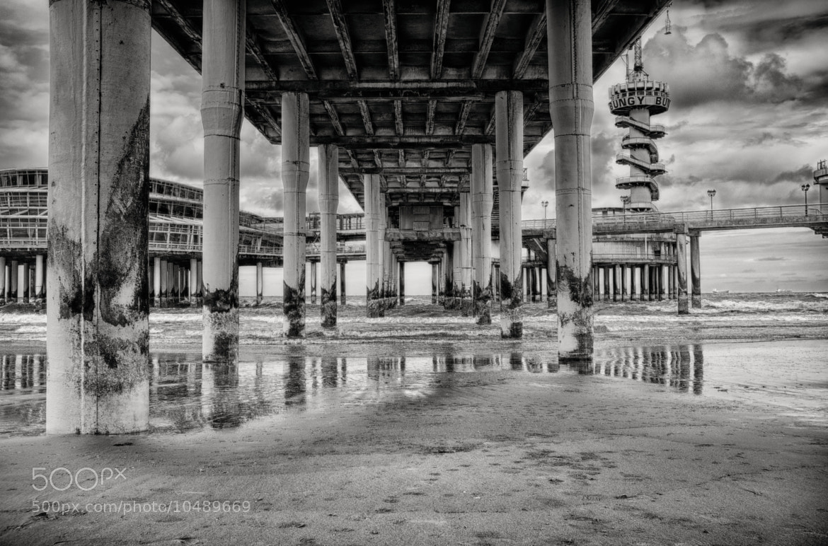 Photograph Under the Boardwalk by Edwin van Nuil on 500px