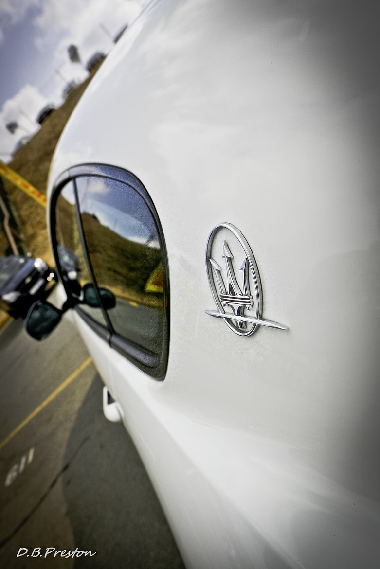 Photograph The Maserati Quattroporte Sport GT S  by David Preston on 500px