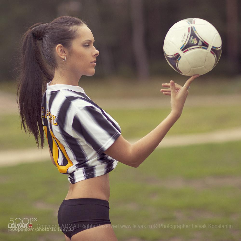 Photograph Football by Konstantin Lelyak on 500px