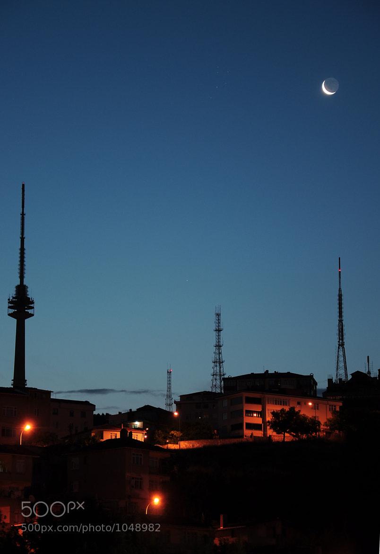 Photograph Moon by Kadir Oguzhan on 500px