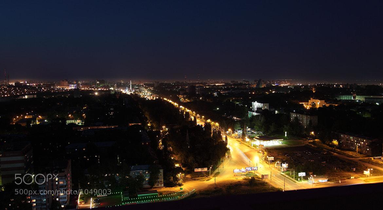 Photograph Samara city by Tyulenev_Denis on 500px