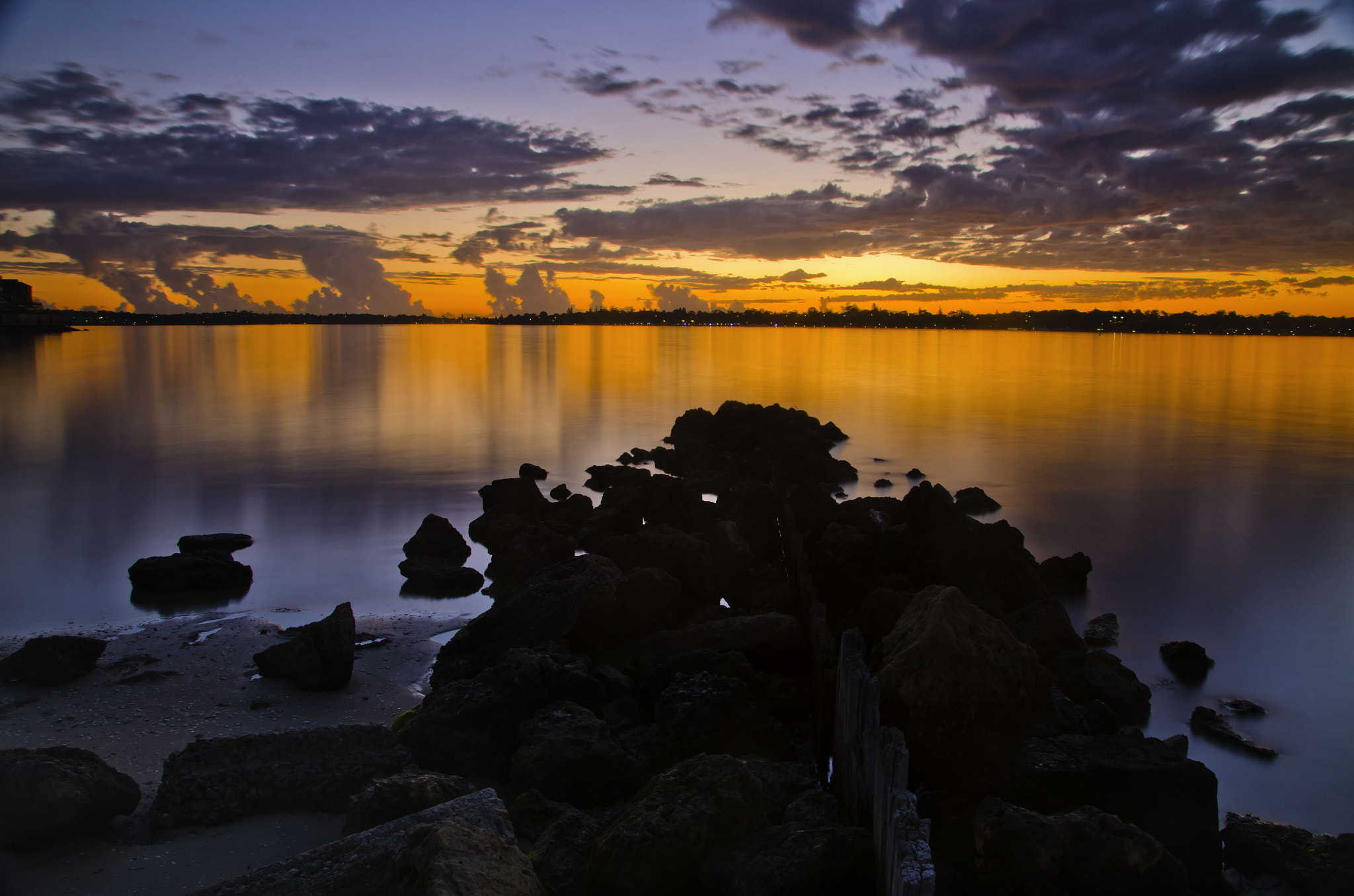 Photograph Magic in Matilda Bay by Clifford Mapepa on 500px