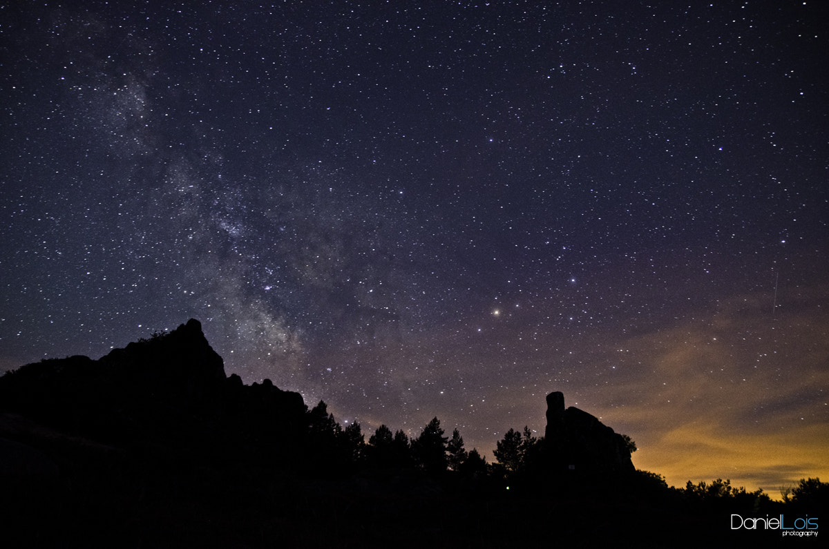 Photograph Look at the stars, look how it shines for you... by Daniel Lois on 500px