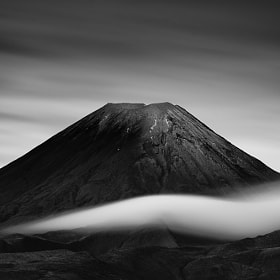 Mt Ngauruhoe by Mike Hollman (MikeHollman)) on 500px.com