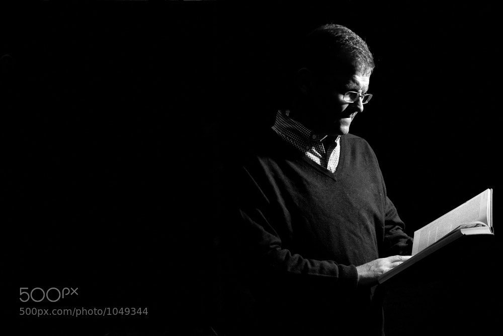 Photograph Mr G by Dominic Dorey on 500px