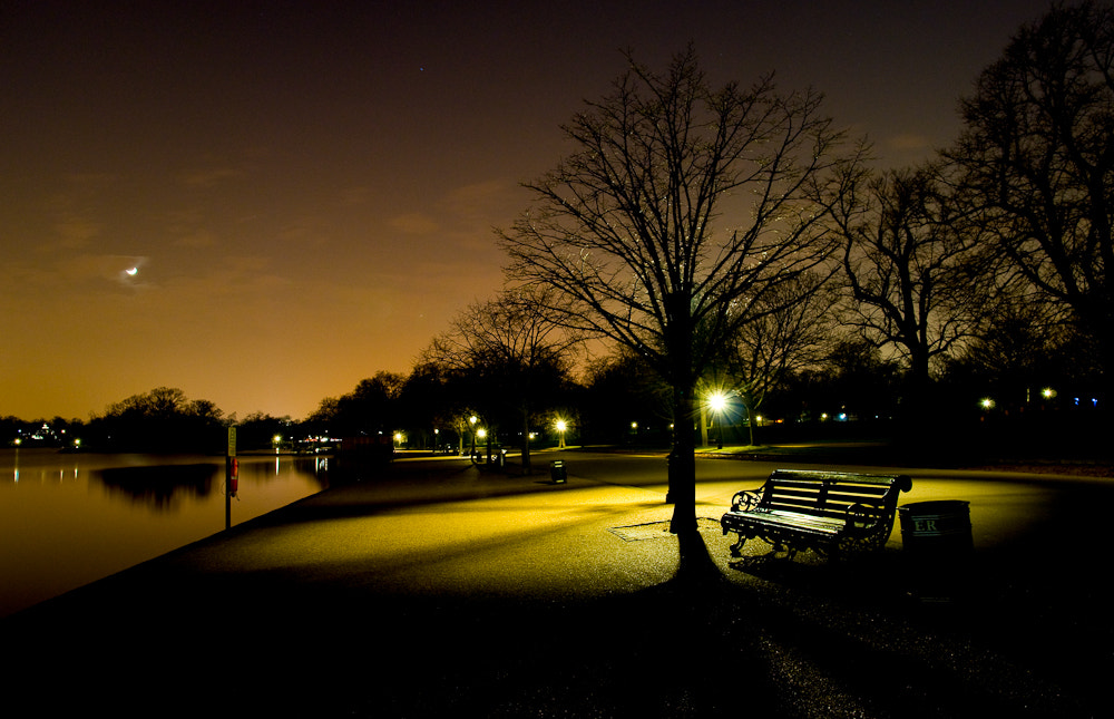 Photograph Hyde Park by Dominic Dorey on 500px