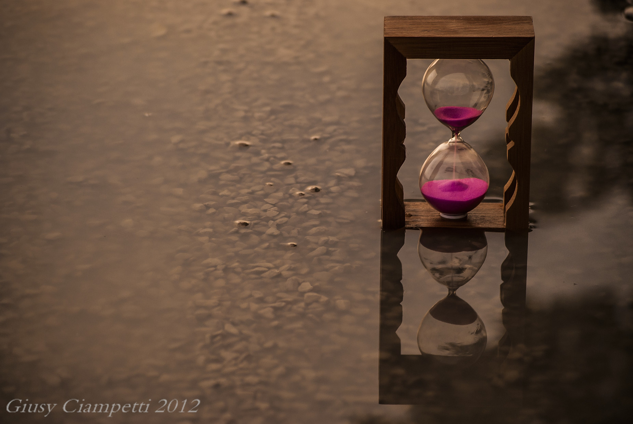Photograph Reflection Time by Giusy Ciampetti on 500px