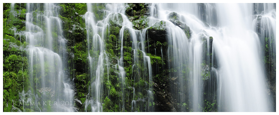Photograph Feature Show Falls by Paul Raymaker on 500px