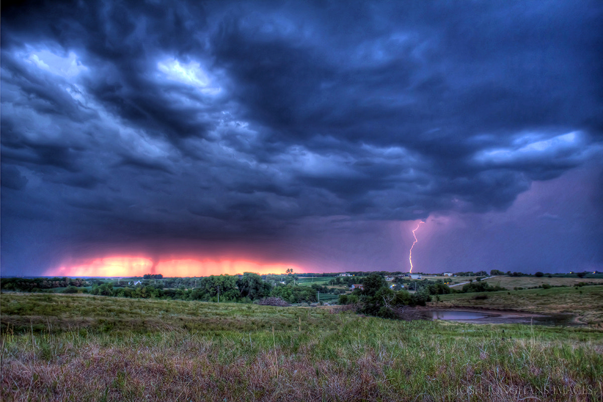 Photograph Electric Evening by Josh Junghans on 500px