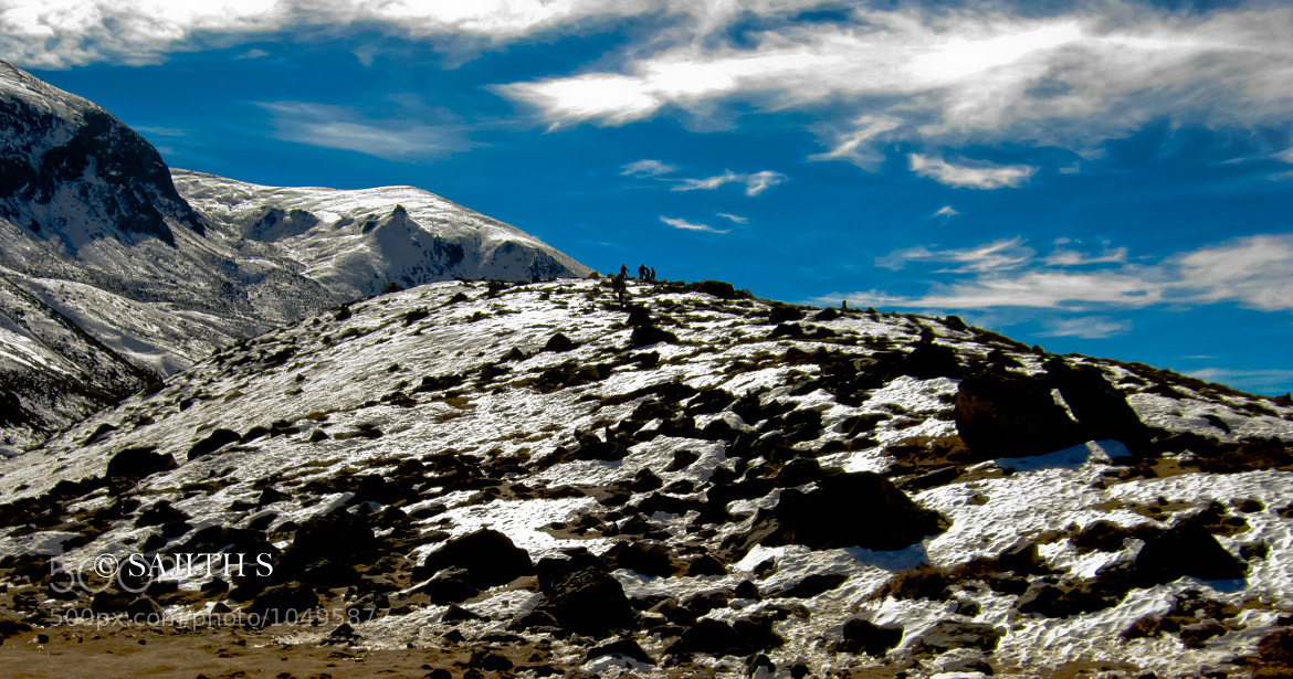 Photograph Zero Point, 15000ft above sea level by Sajith S on 500px