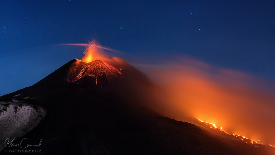 Photograph Volcanic pileus cloud by Max Conrad on 500px
