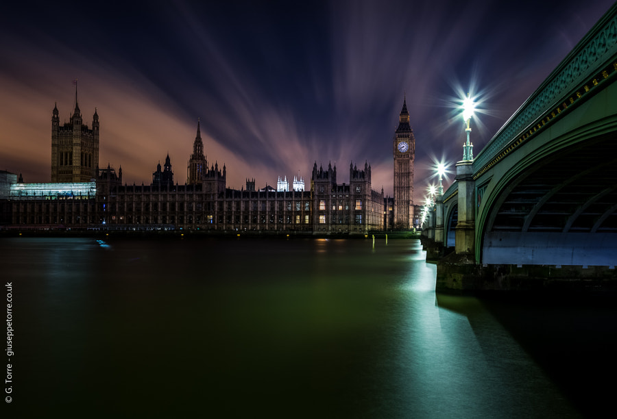 The Green Thames by Giuseppe Torre on 500px.com