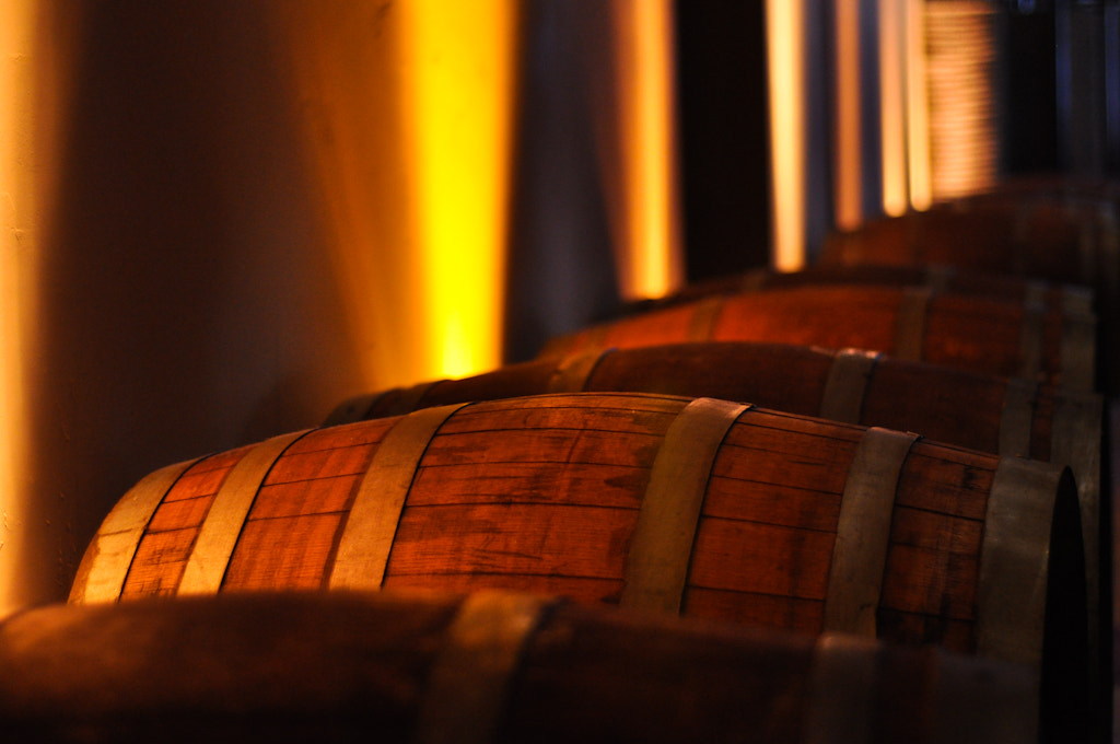 Photograph wine barrels by alison christiana on 500px