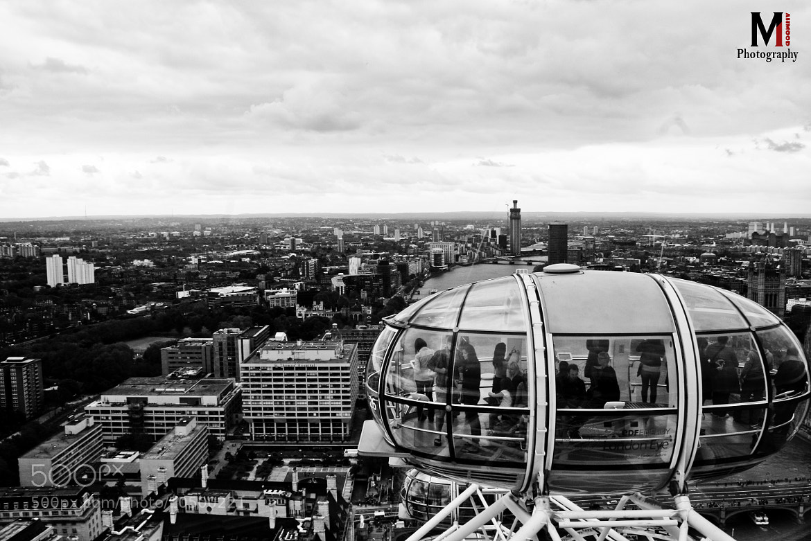 Photograph On board the London Eye by Mahmood Ghorab on 500px