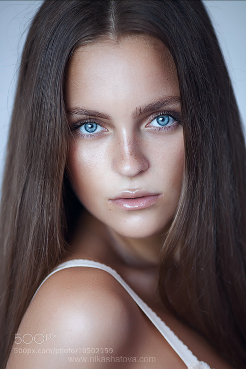 Photograph Masha by Nika Shatova on 500px