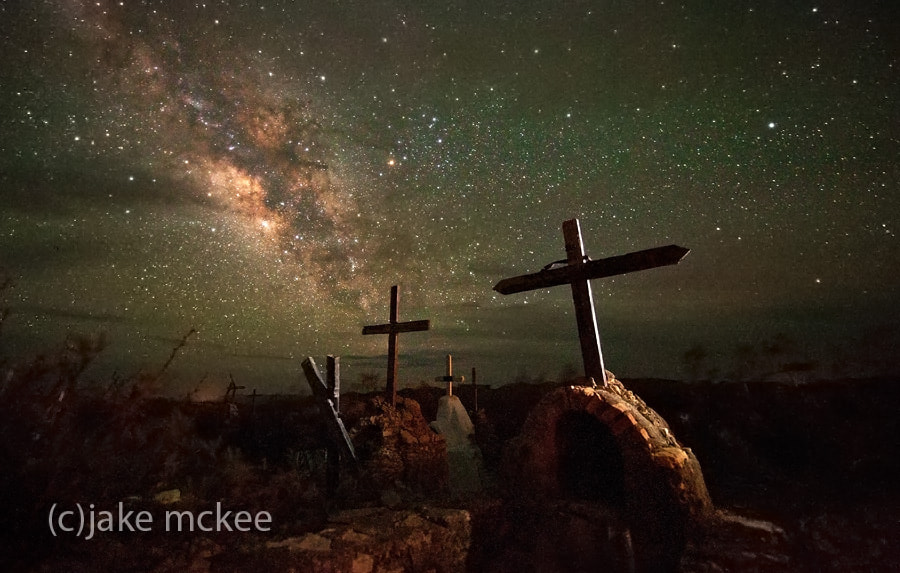 Photograph Terlingua Cemetery by Jake  McKee on 500px