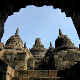 Borobudur by dR ali Shamsul Bahar (2121studio)) on 500px.com