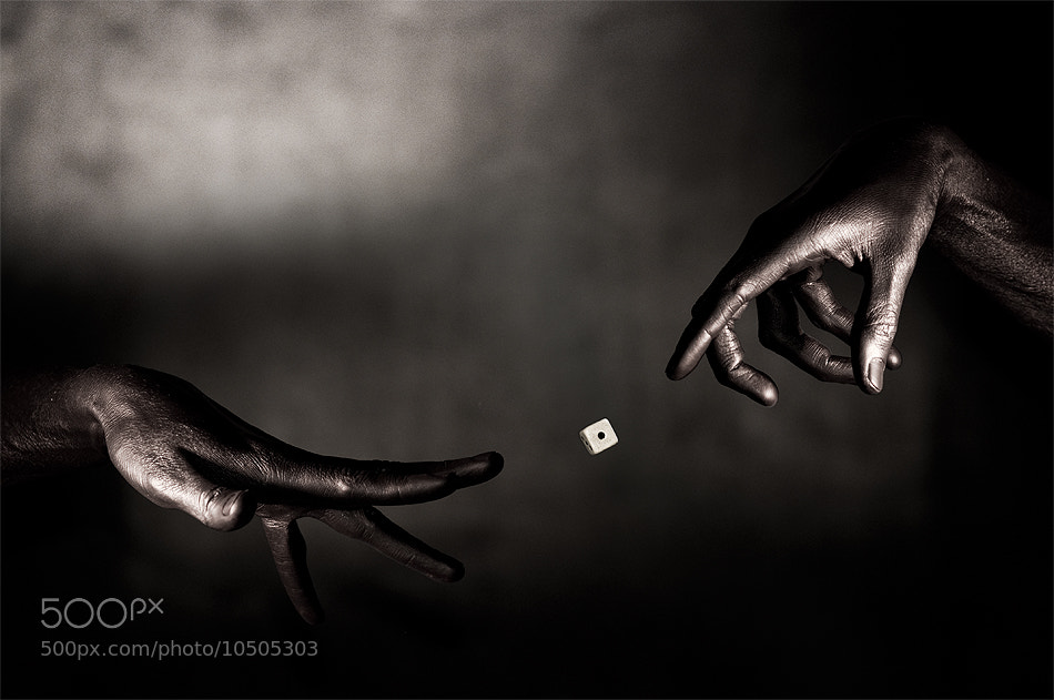 Photograph The power is in your hands by Sylvain Rouvier on 500px