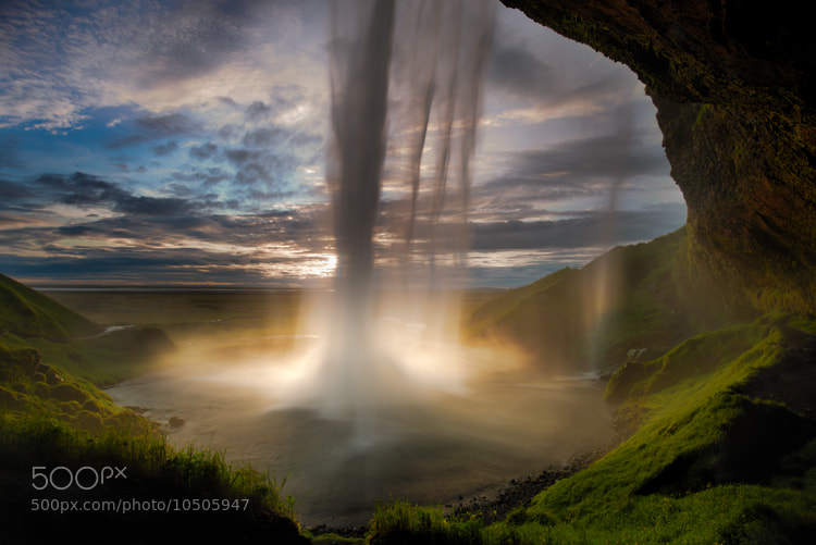 Photograph Seljalandsfoss by Joseph Rossbach on 500px
