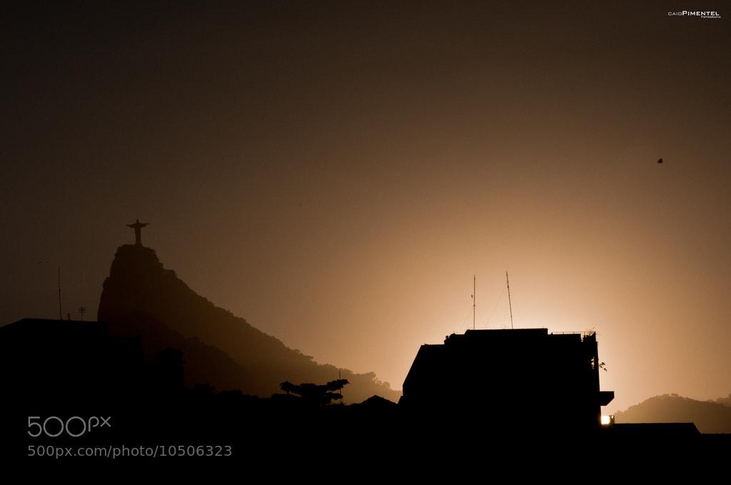 Photograph Silhuetas da aurora by Caio Pimentel on 500px